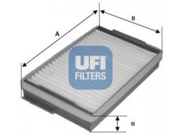 53.139.00 - Kabínový filter UFI