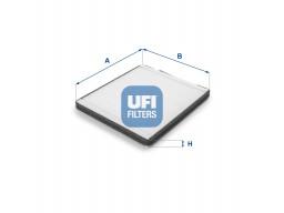 53.141.00 - Kabínový filter UFI