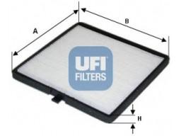 53.144.00 - Kabínový filter UFI