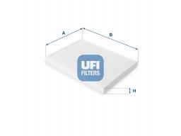 53.146.00 - Kabínový filter UFI