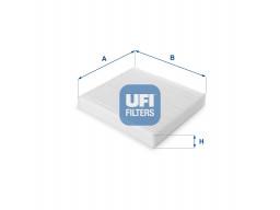 53.147.00 - Kabínový filter UFI
