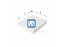 53.150.00 - Kabínový filter UFI