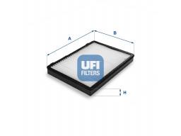 53.151.00 - Kabínový filter UFI