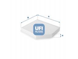 53.153.00 - Kabínový filter UFI