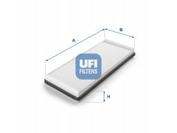 53.155.00 - Kabínový filter UFI