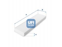 53.156.00 - Kabínový filter UFI