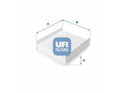 53.157.00 - Kabínový filter UFI