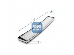 53.158.00 - Kabínový filter UFI