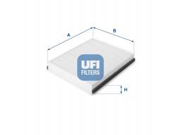 53.159.00 - Kabínový filter UFI