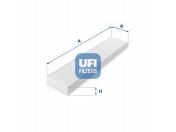53.162.00 - Kabínový filter UFI