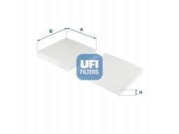 53.251.00 - Kabínový filter UFI