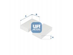 53.253.00 - Kabínový filter UFI