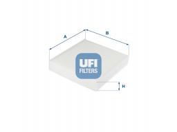 53.256.00 - Kabínový filter UFI