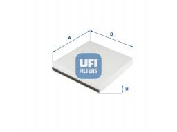 53.260.00 - Kabínový filter UFI