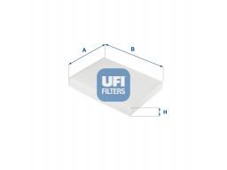 53.273.00 - Kabínový filter UFI