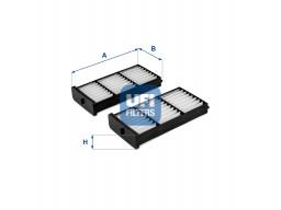 53.274.00 - Kabínový filter UFI