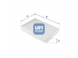 53.293.00 - Kabínový filter UFI