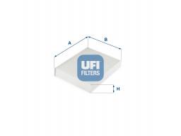 53.299.00 - Kabínový filter UFI
