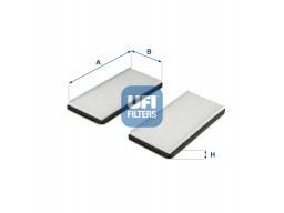 53.310.00 - Kabínový filter UFI