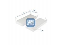 53.311.00 - Kabínový filter UFI