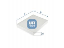 53.312.00 - Kabínový filter UFI
