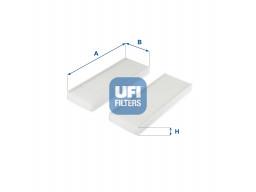 53.313.00 - Kabínový filter UFI