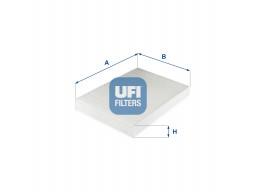 53.314.00 - Kabínový filter UFI