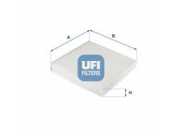 53.315.00 - Kabínový filter UFI