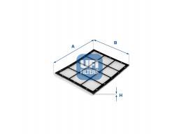53.317.00 - Kabínový filter UFI
