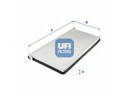 53.319.00 - Kabínový filter UFI
