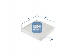 53.321.00 - Kabínový filter UFI