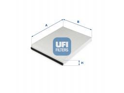 53.324.00 - Kabínový filter UFI