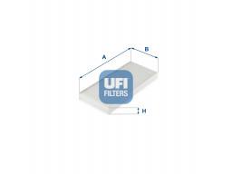 53.328.00 - Kabínový filter UFI