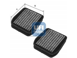 54.132.00 - Kabínový filter UFI (s aktívnym uhlím)