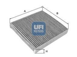 54.135.00 - Kabínový filter UFI (s aktívnym uhlím)