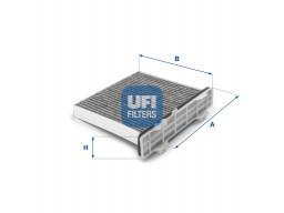 54.147.00 - Kabínový filter UFI (s aktívnym uhlím)