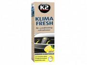 K2 Klima Fresh Lemon Sprej - čistič a osviežo ...