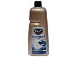 K2 Express Plus - Autošampón s voskom 1L