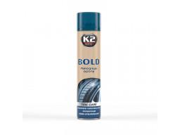 K2 Bold - Starostlivosť o pneumatiky 600ml