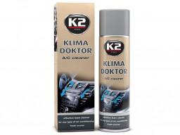 K2 Klima Doktor - Dezinfekcia výparníka klimatizácie 500ml