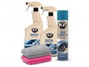 Sada K2 autokozmetiky (okno + hmyz + živica + ...