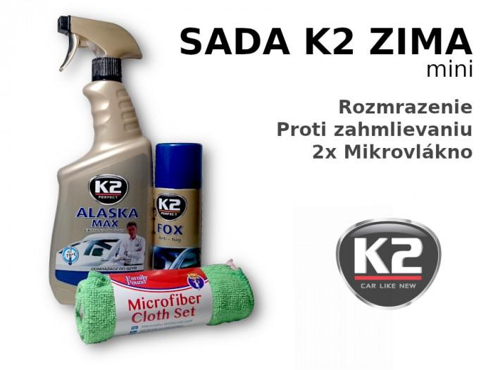 Sada K2 Zima