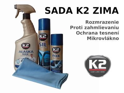 Sada K2 Zima XL