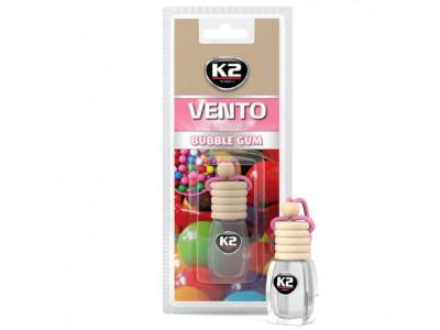 K2 Vento Bubble Gum - aromatická vôňa 8ml