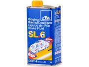 Brzdová kvapalina ATE DOT4 SL.6 ESP - 1L ...