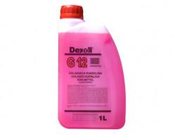 Chladiaca kvapalina G12 Dexoll Antifreeze 1L