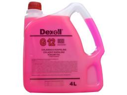 Chladiaca kvapalina G12 Dexoll Antifreeze 4L