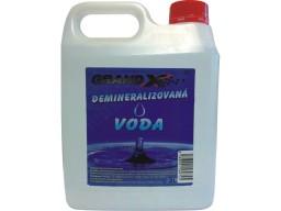 Voda destilovaná GrandX 2L