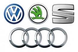 VAG (Audi, Seat, Škoda, VW) - spojka