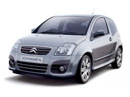 Citroen C2 benzín - sada oleja a filtrov